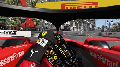 The FDA (Ferrari Driver Academy) Hublot Esports Team came away from the Virtual Monaco GP with two podium finishes in the pair of races run on the Monaco track layout