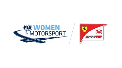 "The Ferrari Driver Academy is proud to be the first partner of the FIA Girls on Track-Rising Stars programme, an initiative set up by the ""FIA (International Automobile Federation) Women In Motor Sport Commission""."