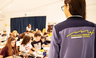 The Ferrari Museums offer schools of all levels and types a rich educational programme