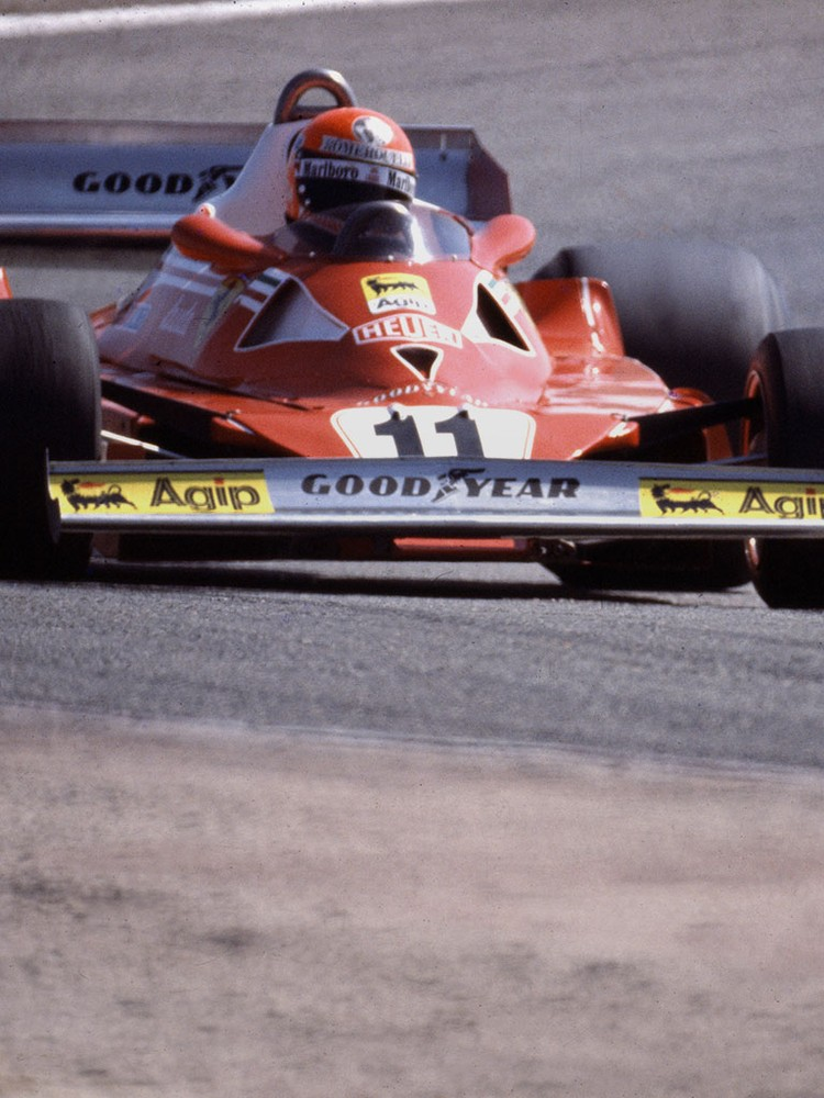 On Sunday 11 September 1977, Scuderia Ferrari claimed its fifth Constructors' World Championship title in front of the home crowd in Monza.