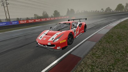 The Ferrari Driver Academy Hublot Esports Team driver finished 16th in the final round, run on the South African Kyalami circuit layout
