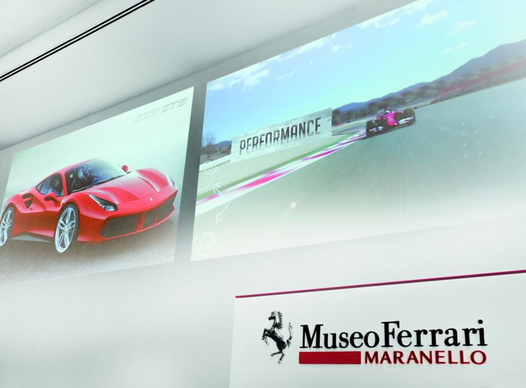 Museo Ferrari Maranello - Convention Spaces