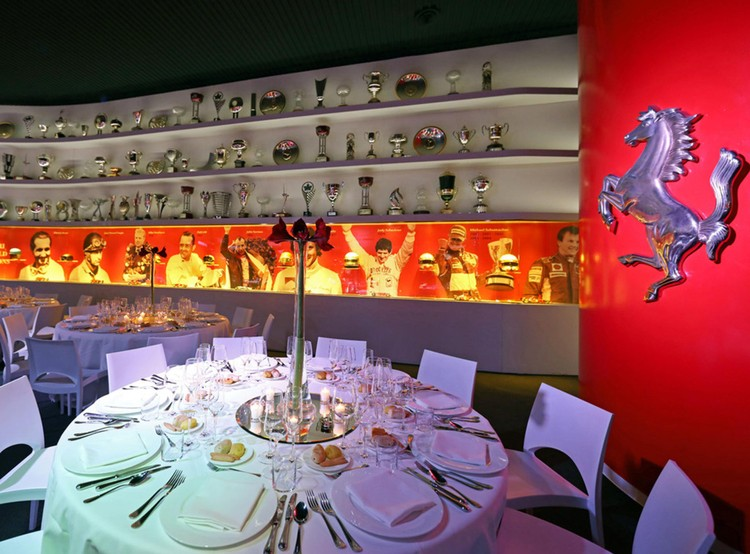 Museo Ferrari Maranello - Private Events
