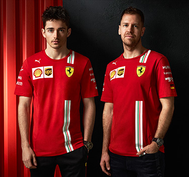 The Scuderia Ferrari Replica Collection