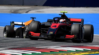 The first round of the FIA Formula 2 championship went well for the Ferrari Driver Academy