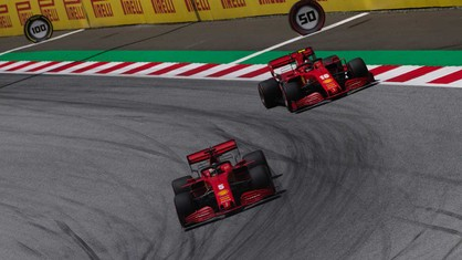 For the first time ever in Formula 1, two races are taking place on the same track in the same season and that's not the only unusual feature, as the second one is just one week after the first.