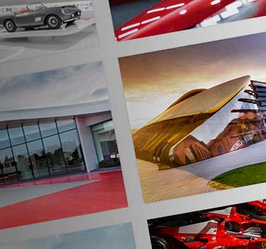 Ferrari Museums in Maranello and Modena
