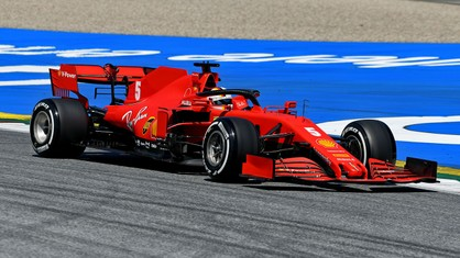 In the first free practice session for the Styrian Grand Prix, the Scuderia Ferrari pair of Sebastian Vettel and Charles Leclerc completed a total of 53 laps.