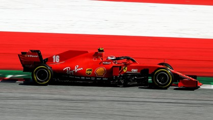 This was a very busy Friday free practice at the first Styrian Grand Prix for Scuderia Ferrari.