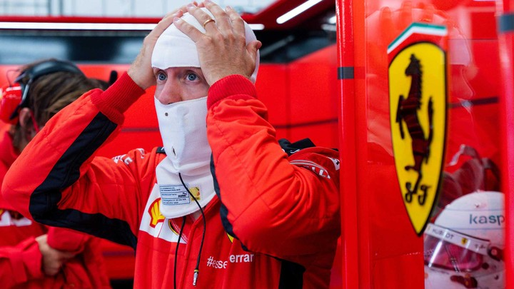 The Hungarian Grand Prix turned out to be much harder than expected for Scuderia Ferrari.