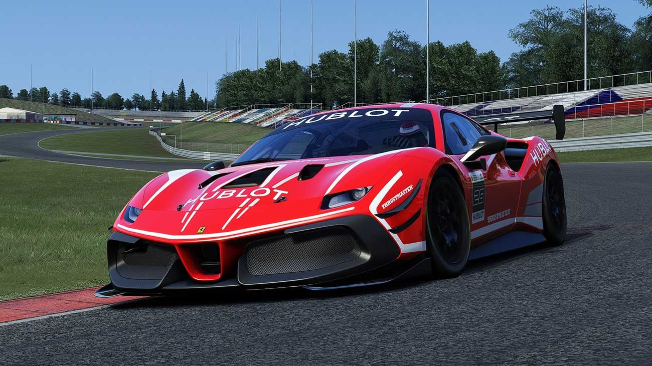Calling all talented sim racers! The 'Ferrari Hublot Esports Series' is revving up for its September start.