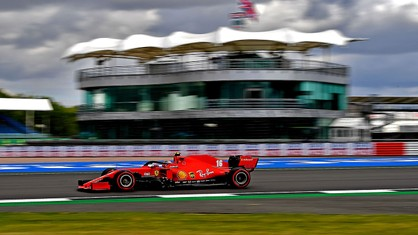 Charles Leclerc will be on the fourth spot on the grid and Sebastian Vettel the tenth, when the British Grand Prix starts tomorrow at 14.10 local (15.10 CET) at Silverstone circuit.