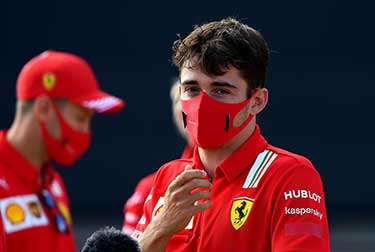 A second consecutive Thursday at Silverstone for Charles Leclerc and Sebastian Vettel, as was the case a few weeks ago in Austria