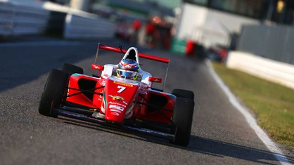 Dino Beganovic, the youngest Ferrari Driver Academy (FDA) student is back on track this weekend for his debut in the ADAC Formula 4 championship at the wheel of the Prema Powerteam Tatuus.