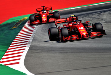 Spanish Grand Prix – A scorching hot and difficult Saturday