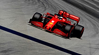 Not a particularly good day for Scuderia Ferrari in the 50th Spanish Grand Prix, with Sebastian Vettel finishing seventh, having done an excellent job of moving up from eleventh on the grid with a one stop strategy.