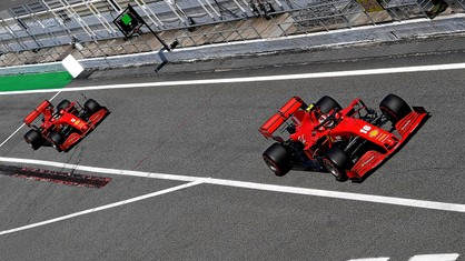 Scuderia Ferrari lived through a difficult weekend in Barcelona, with Sebastian Vettel finishing only seventh, while Charles Leclerc had to retire with an electrical problem.