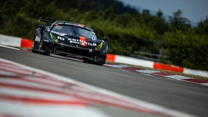Two Ferrari 488 GT3 Evo 2020s, courtesy of Racing One and Octane 126, will be among the list of 168 crews enlisted for the six-hour endurance race, the fifth event of the Nürburgring Langstrecken Serie season.