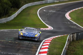First and third place for Ferrari at the Six Hours of Nürburgring