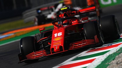 Italian Grand Prix - Free Practice 1: 49 laps for Charles and Seb