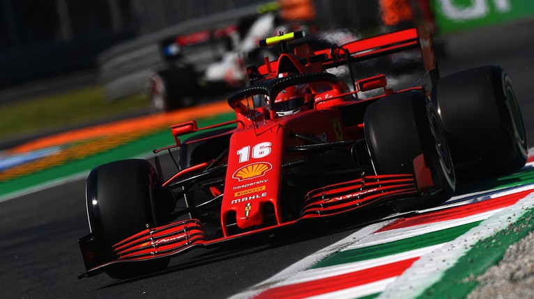 Italian Grand Prix Free Practice 1 49 Laps For Charles And Seb