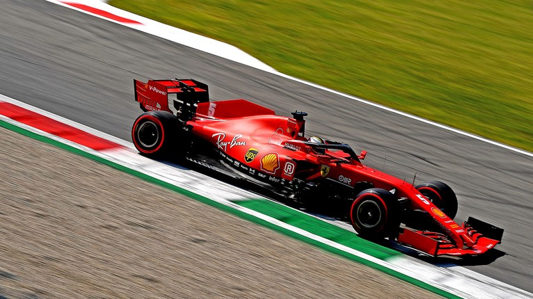 Italian Grand Prix Free Practice 3 Preparing For Qualifying