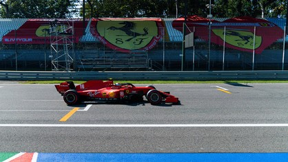A Saturday to forget for Scuderia Ferrari in terms of qualifying for the Italian Grand Prix at Monza.