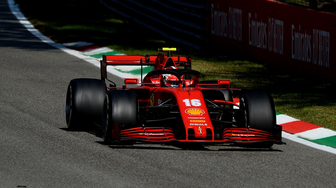 Italian Grand Prix Charles And Seb Both Retire