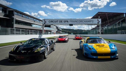 The third round of the Club Competizioni GT season gave participants in the new Prancing Horse initiative the chance to try out the Ardennes track, in a tasty appetiser for the Ferrari Racing Days.