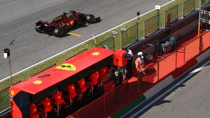 It was an historic Grand Prix at the Mugello circuit yesterday for several reasons.