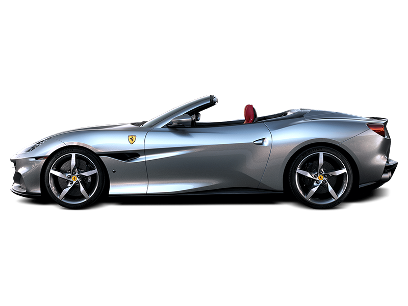 The Ferrari Portofino M, which features the legendary 'M' suffix, for Modificata, in its name, is the evolution of the Ferrari Portofino.