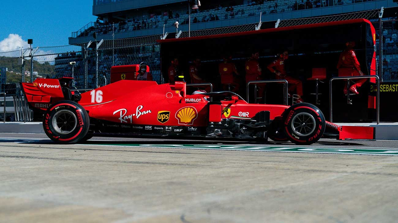 It's hard to evaluate Scuderia Ferrari's Russian Grand Prix.