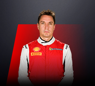 Jason McCarthy, driver in Ferrari Challenge Europe - USA