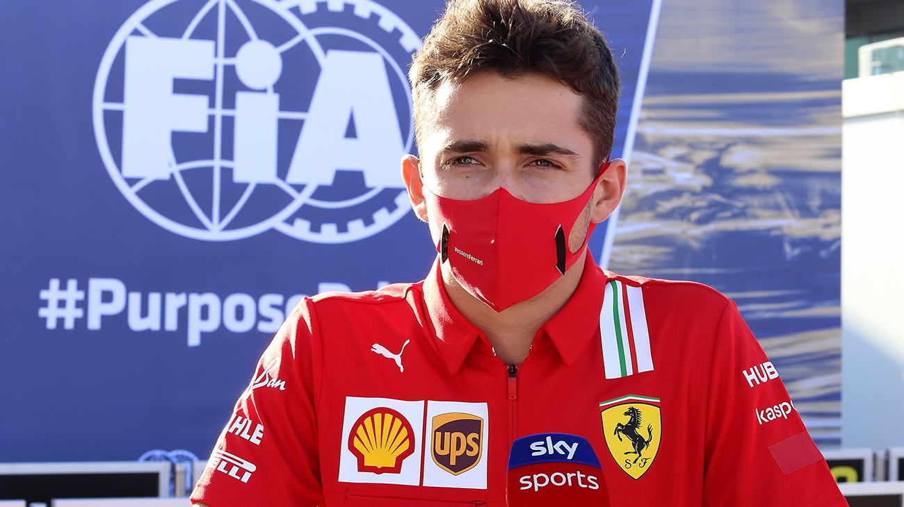 Charles Leclerc and Sebastian Vettel are keen to get on track at the Autódromo Internacional do Algarve, the second venue to make its Formula 1 debut this season after Mugello.