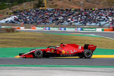 For the third time this season, following Austria and the Tuscan GP at Mugello, Scuderia Ferrari has scored points with both its SF1000s.
