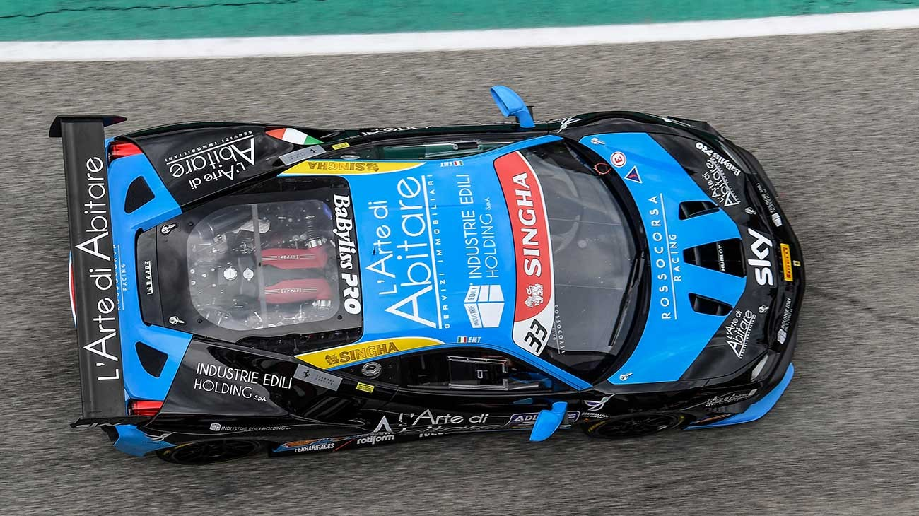Wins For Tabacchi And Vyboh In Race 1 At Imola