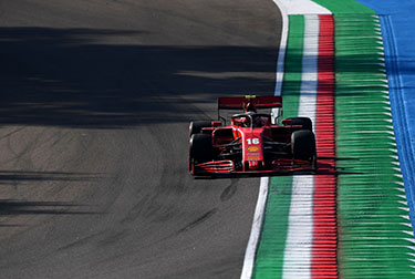 The first day of the inaugural Emilia Romagna Grand Prix was a busy one for everyone involved, trying out the new two day format for the first time, with the race at Imola's Autodromo Enzo e Dino Ferrari starting at 13.10 CET tomorrow .