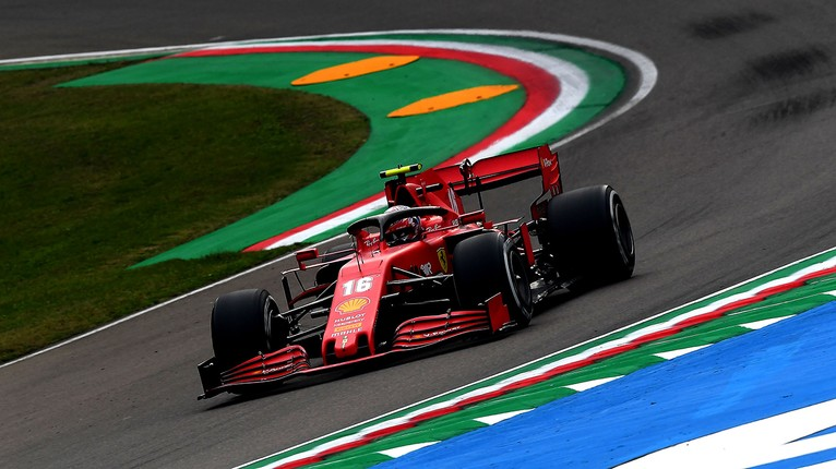 Emilia Romagna Grand Prix – Charles fifth, Seb out of luck