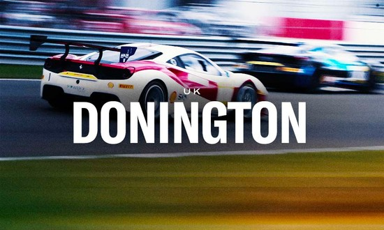 Ferrari Challenge UK - Donnington 2021