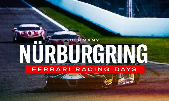 Ferrari Racing Days - Nurburgring 2021