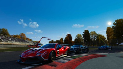 It's the Final Showdown: Ferrari Hublot Esports Series takes place this weekend.