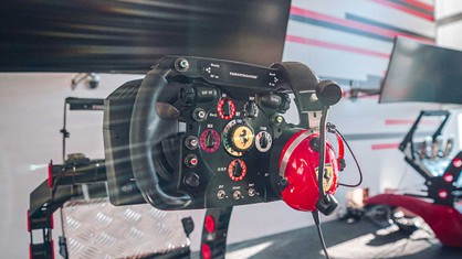 A good points haul for the FDA Hublot Esports Team at Silverstone and Spa.