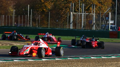 At the penultimate round of the European Formula Regional Championship, Ferrari Driver Academy students, Gianluca Petecof and Arthur Leclerc both got to the podium.