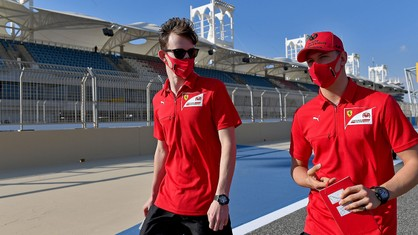 After a long nine week break, the Formula 2 championship is back in action in Bahrain.