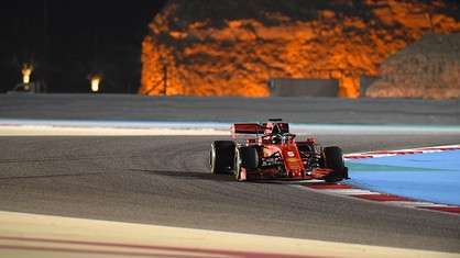 Scuderia Ferrari and its two drivers had plenty to get through during Friday's free practice sessions.