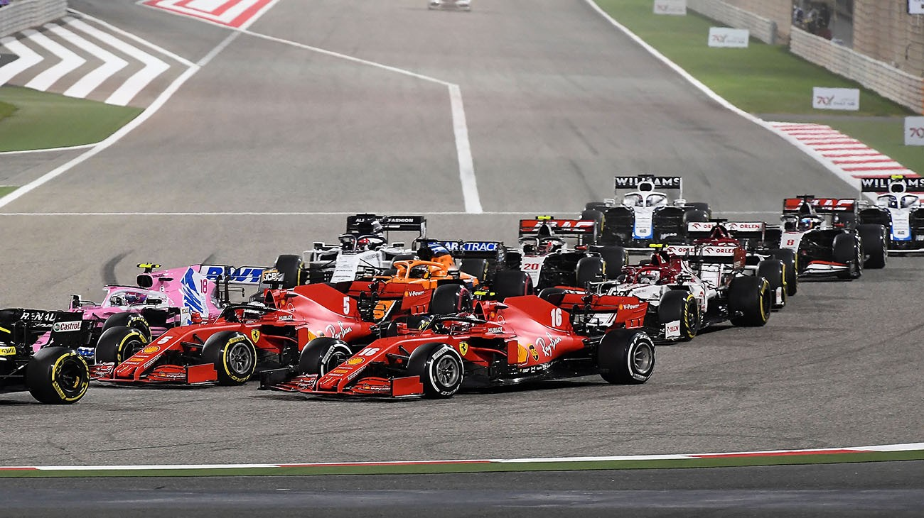 It was a disappointing race for Scuderia Ferrari, which brought home just a single point thanks to a tenth place finish for Charles Leclerc.