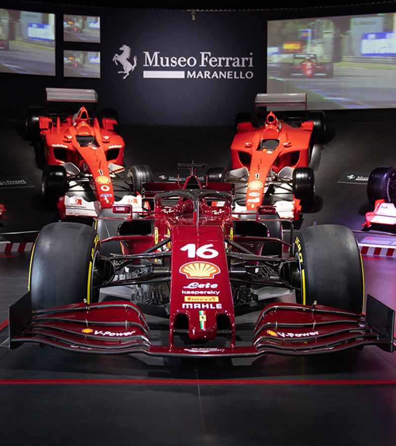 A special auction to celebrate Scuderia Ferrari's one thousand Grands Prix
