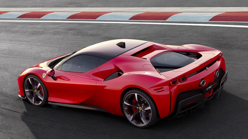 Eco-Warrior of the Year: Ferrari SF90 Stradale