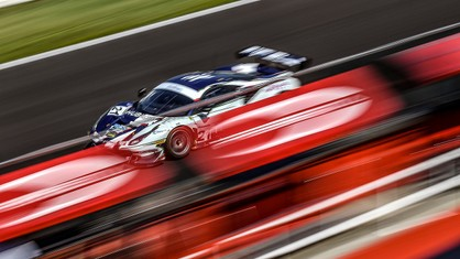 The overall titles of the Italian GT Championship Sprint series will be awarded over the weekend in the season finale at the Piero Taruffi circuit in Vallelunga.