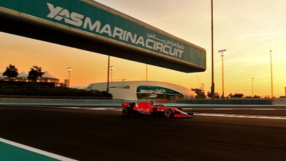 First official F1 run for Shwartzman. Fuoco's Sim-to-track compare. llott the new test driver